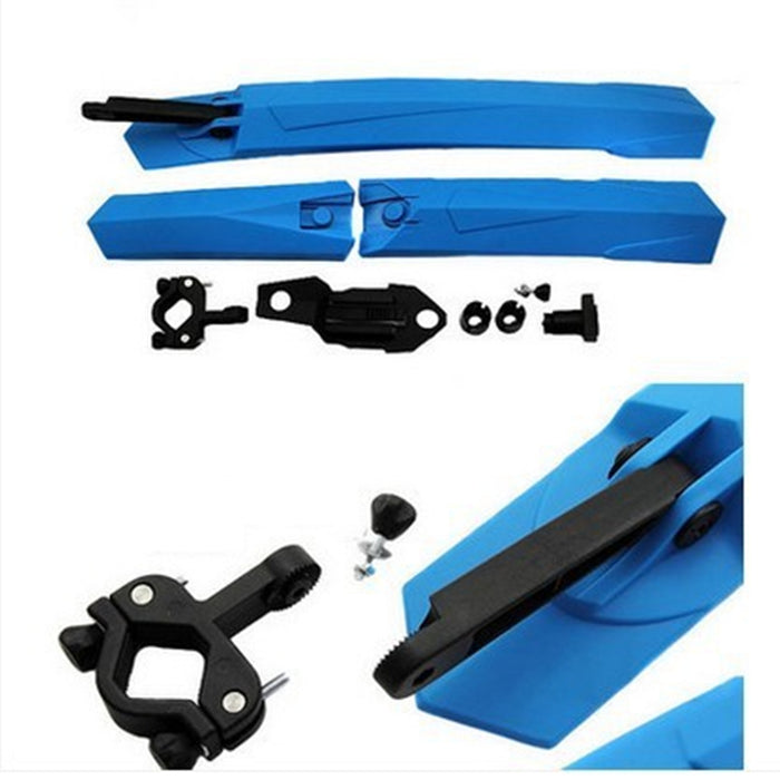 Universal Bicycle Front And Back Bike Fenders Random