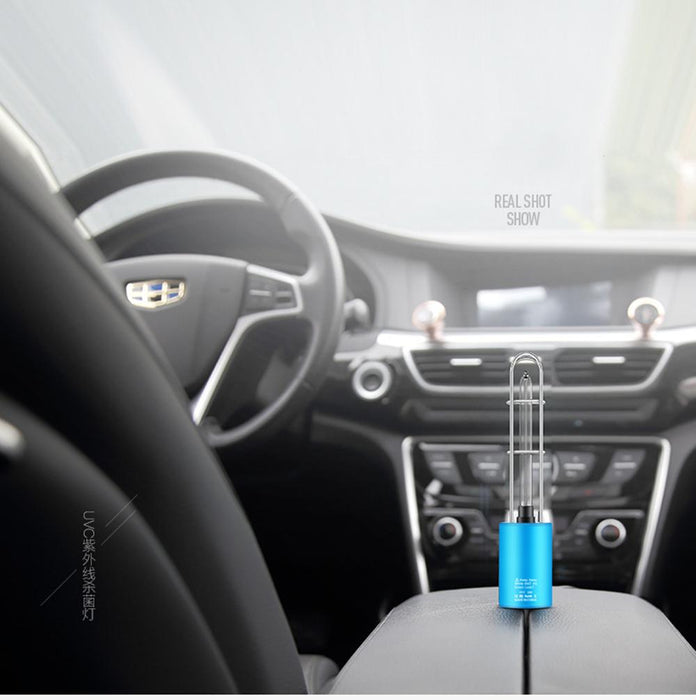 UV Vehicle Disinfection Lamp UV, USB Charging