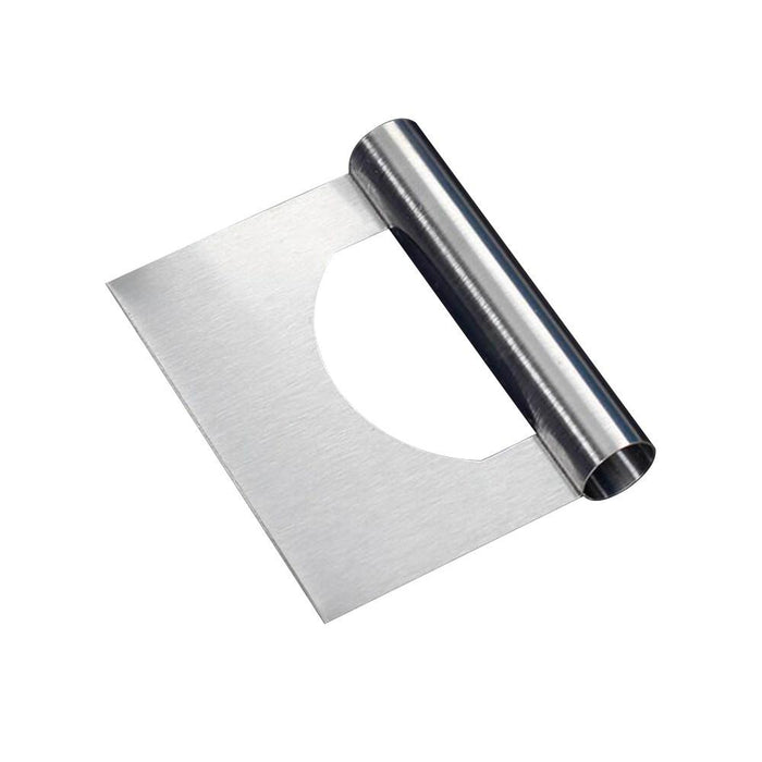 Stainless Steel Pastry Scraper, Square
