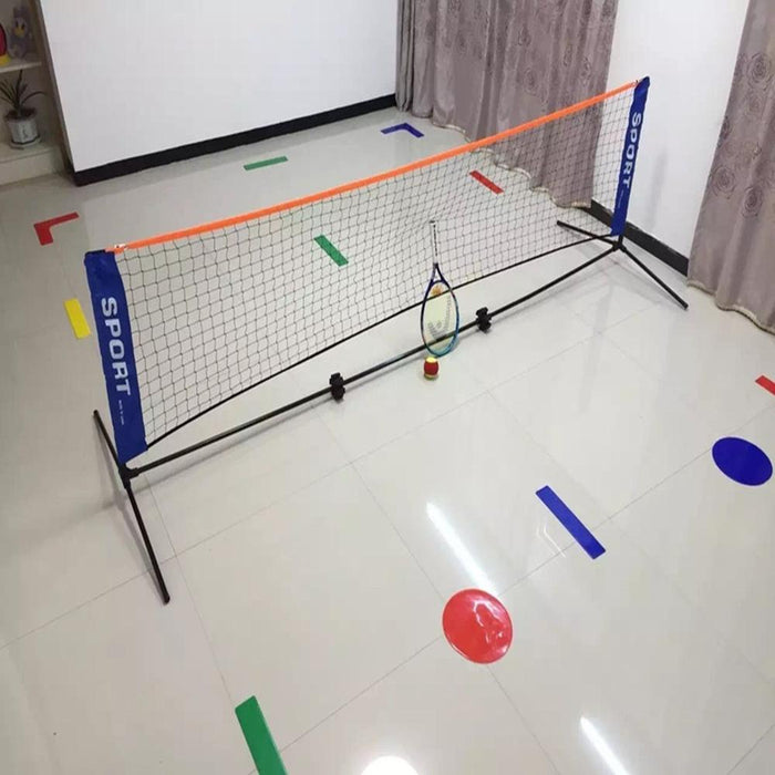 Portable Height Adjustable Net Sports Net Set with Framed