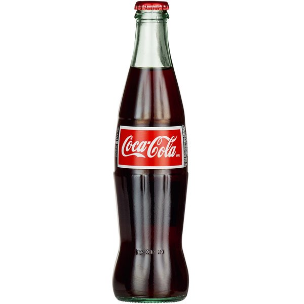 Coca Cola (glass)