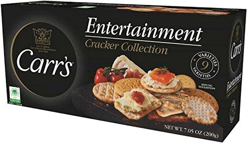 Carr's Cracker Collection
