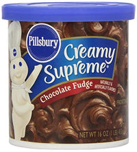 Pillsbury Chocolate Fudge Frosting