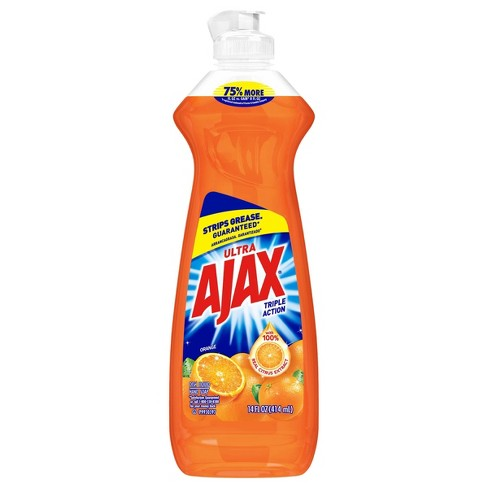 Ajax Triple Action Dish Soap