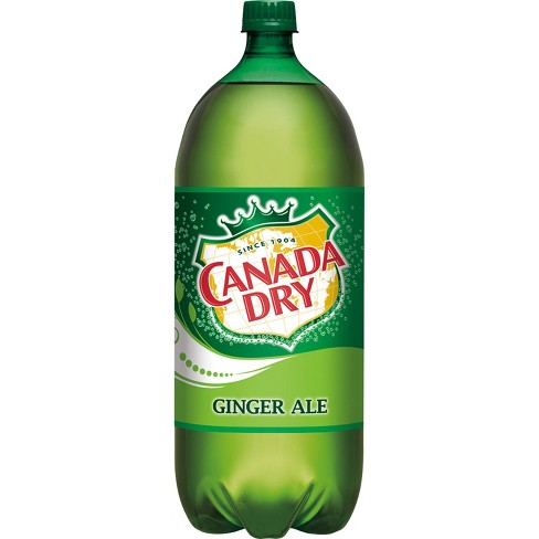 Canada Dry Ginger Ale Soda (2L)