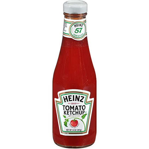 Heinz Tomato Ketchup (Glass Bottle)