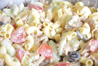 Old Fashion Pasta Salad