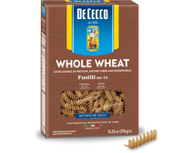 De Cecco Whole Wheat no. 34