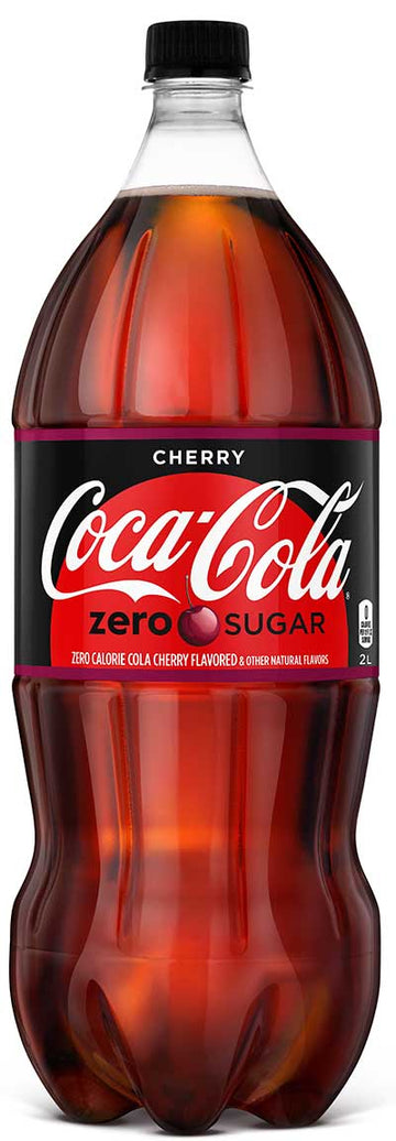 Cherry Coca Cola Soda (2L)