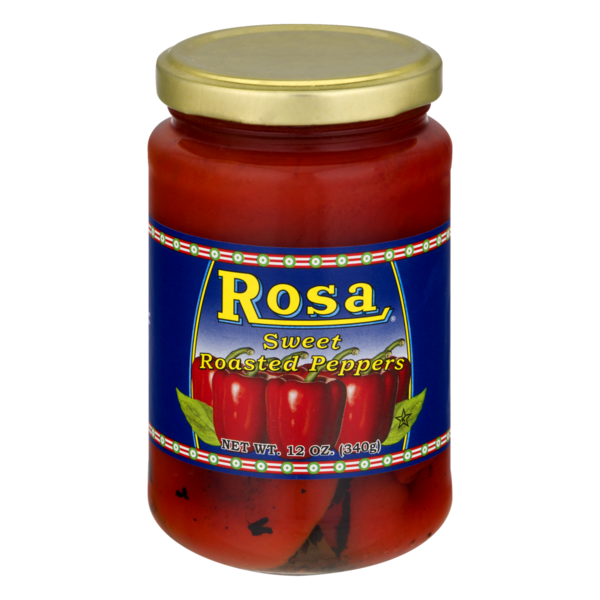 Rosa Sweet Roasted Peppers