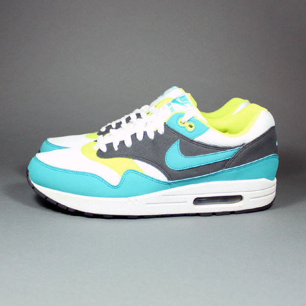 new product 0c63a eea39 Nike - Air Max 1 - White Turbo Green-Anthracite-Cyber - 308866 104 - 2    Collective