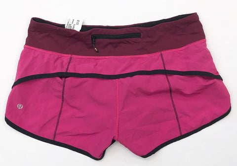 Lulu Lemon Women's Athletic Shorts