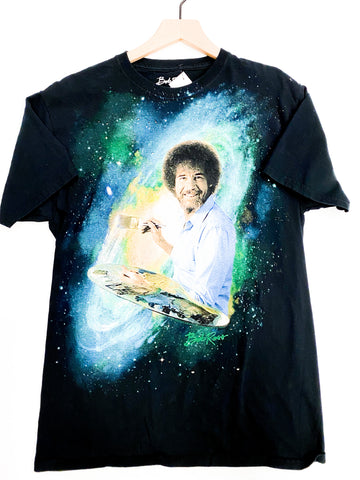 Bob Ross Women's Short Sleeve Tee