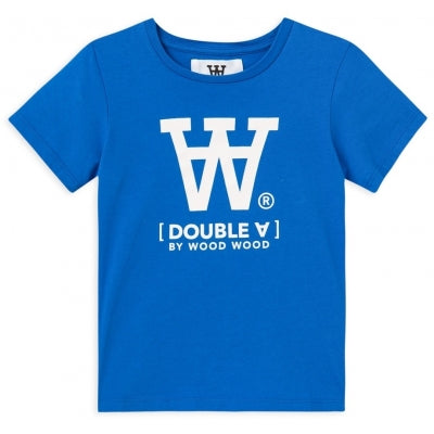Wood Wood Double A Ola T-shirt - blå
