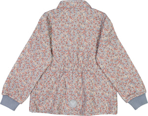 Thermo Jacket Thilde - Dusty dove flowers - Wheat - Spring 21