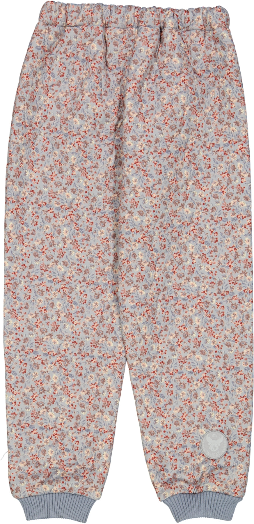 Thermo Pants Alex - Dusty dove flowers - baby - Wheat - Spring 21
