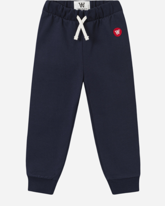 Ran Kids Trousers - Double A - Wood Wood