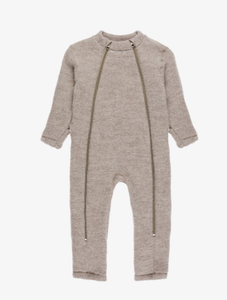 Merino Wool - Jumpsuit - 2in1 - joha