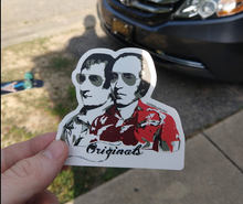 Load image into Gallery viewer, Lewis and Clark Originals Sticker
