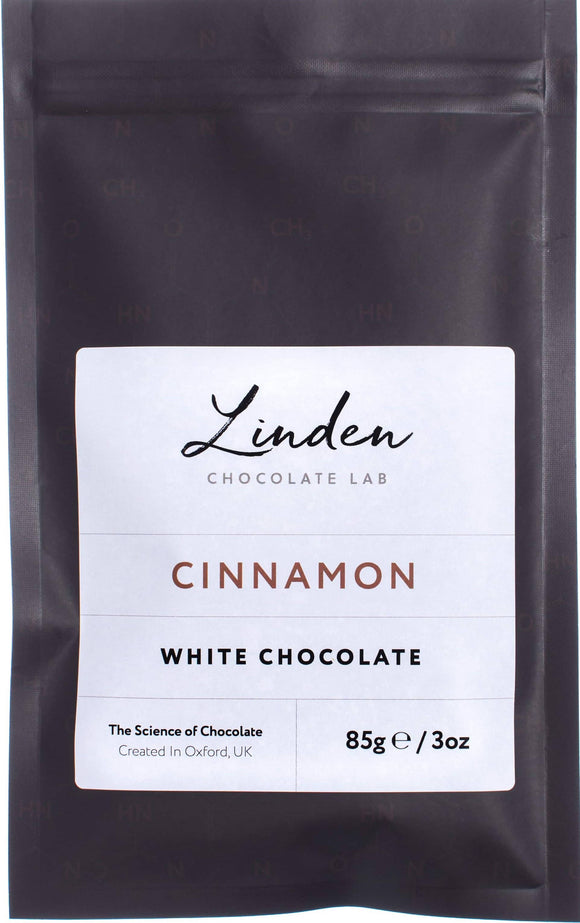 White Chocolate - Cinnamon