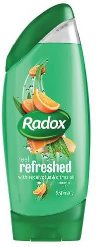 Radox Citrus Oil & Eucalyptus Shower Gel
