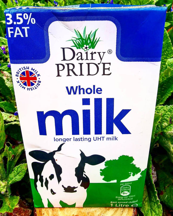 Dairy Pride Whole UHT Milk