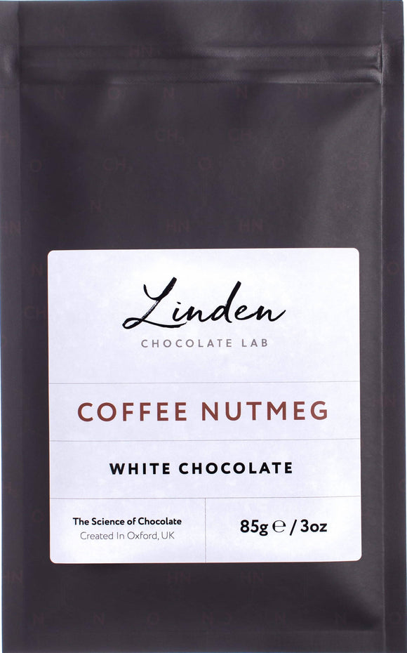 White Chocolate - Coffee Nutmeg