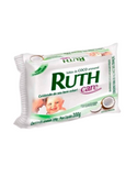 Sabão de Coco Ruth - 100g / Ruth Coconut Soap Bar - 100g