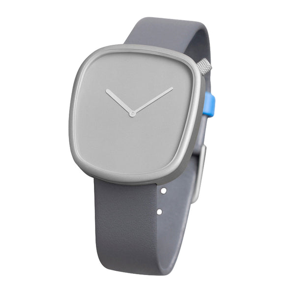2017 minimalist neutral leisure watch square creative quartz watch