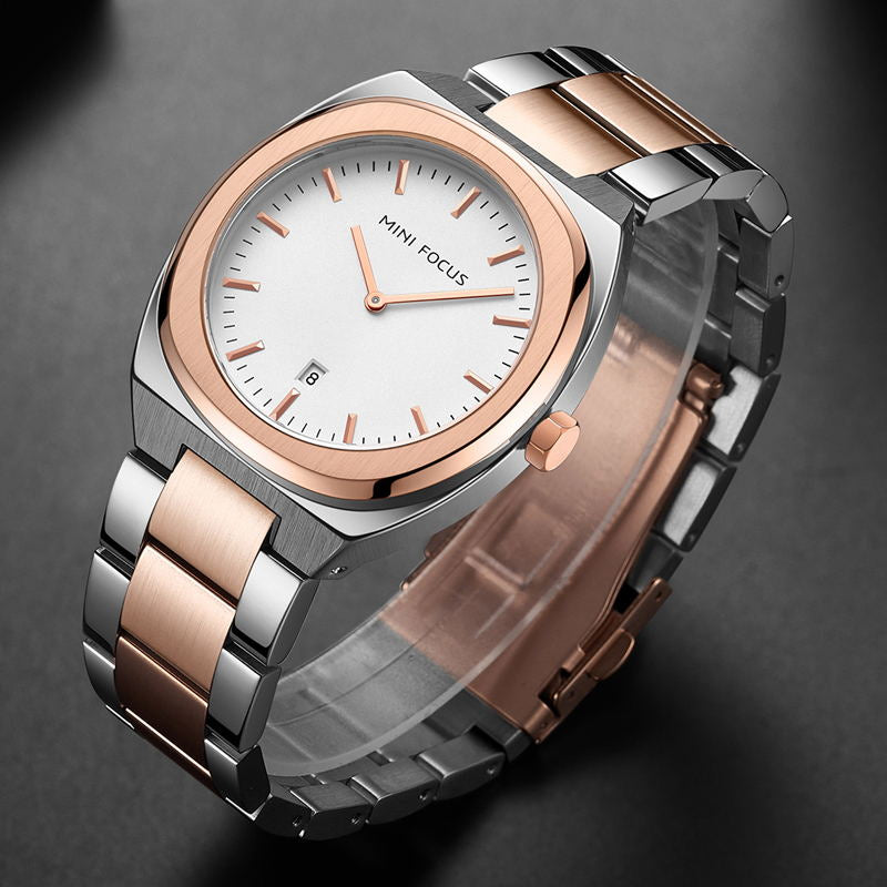 fashion charm minimalist dial design contracted multifunctional men's watch