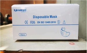 2500-pack of Medical Masks