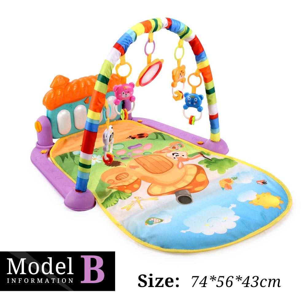Baby Music Rack Play Mat