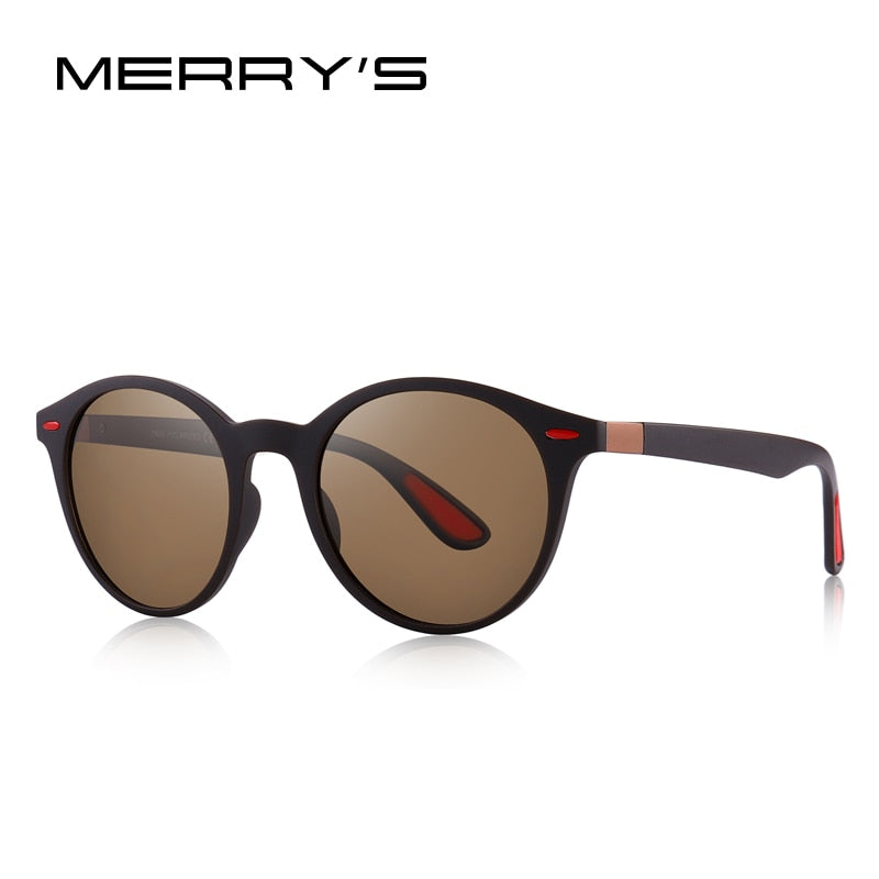 Women Classic Retro Rivet Polarized Sunglasses