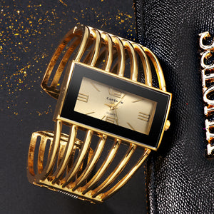 2019 Top Luxury Brand Bracelet Women Watch Unique Ladies Watches Full Steel Wristwatches Women's Watches Clock relogio feminino