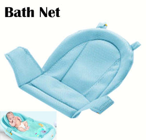 Baby bath net Tub Security Support
