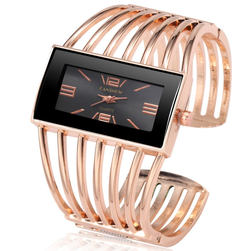 Luxury style unique women watch
