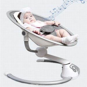 safety baby rocking chair 0-3 baby Electric cradle rocking chair soothing the baby's artifact sleeps newborn sleeping free shipp