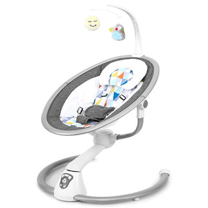 safety baby rocking chair 0-3 baby Electric cradle rocking chair