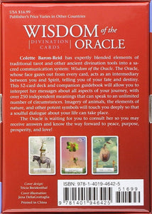 Oracle Cards - Wisdom of the Oracle Oracle