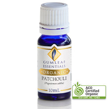 Load image into Gallery viewer, GUMLEAF ORGANIC PATCHOULI ESSENTIAL OIL