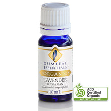 Load image into Gallery viewer, GUMLEAF ORGANIC LAVENDER ESSENTIAL OIL