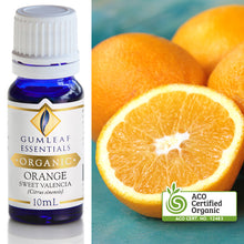 Load image into Gallery viewer, GUMLEAF ORGANIC ORANGE ESSENTIAL OIL