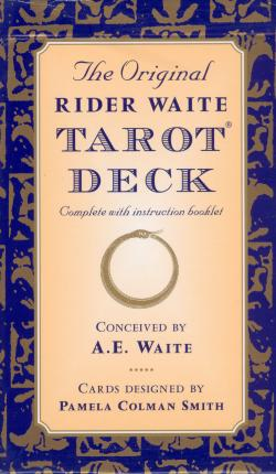 Tarot Cards - Original Rider Waite Tarot Deck