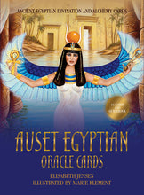 Load image into Gallery viewer, Oracle Cards - Auset Egpytian Oracle