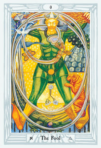 Tarot Cards - Aleister Crowley Thoth Deck (Large)