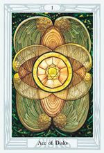 Load image into Gallery viewer, Tarot Cards - Aleister Crowley Thoth Deck (Large)