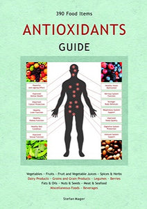 "Chart - Aracaria Guides ""Antioxidants"""