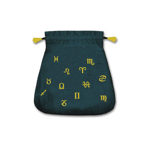 "Tarot Bag - Velvet ""Astrological"""
