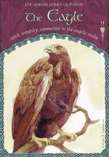 Load image into Gallery viewer, Oracle Cards - Wisdom of Avalon Oracle