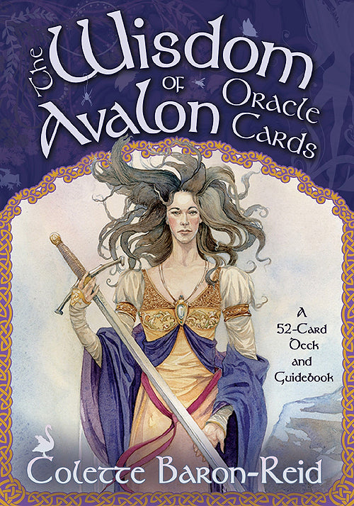 Oracle Cards - Wisdom of Avalon Oracle
